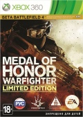 Medal of Honor Warfighter Limited Edition [Xbox 360]