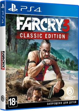Far Cry 3. Classic Edition [PS4]