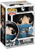 Фигурка Funko POP Games: Mortal Kombat X – Kitana (9,5 см)