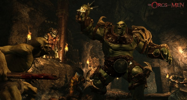 Of Orcs and Men [PC-Jewel]