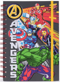 Блокнот Marvel: Avengers Burst Case A5
