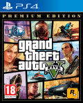 Grand Theft Auto V. Premium Edition [PS4]