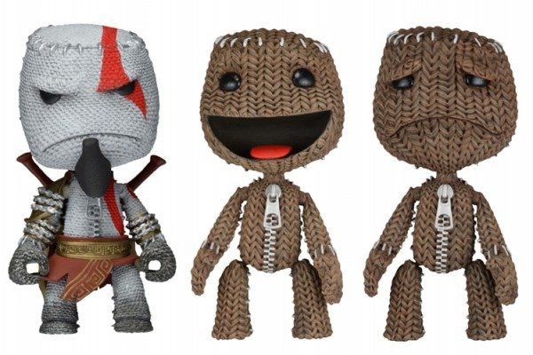Фигурка Little Big Planet. Sackboy Sad (17 см)