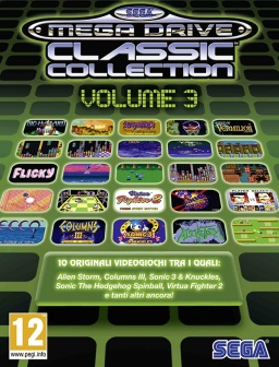 SEGA MEGA DRIVE Classics Collection Volume 3 [PC, Цифровая версия]
