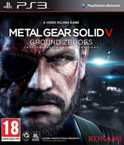 Metal Gear Solid V. Ground Zeroes [PS3]
