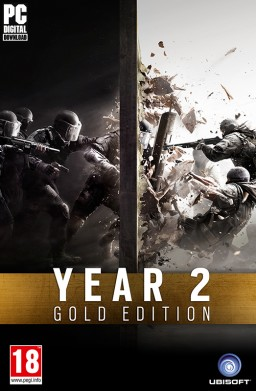 Tom Clancy's Rainbow Six: Осада Gold Edition Year 2