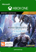 Monster Hunter World: Iceborne. Deluxe Edition. Дополнение [Xbox One, Цифровая версия]