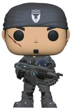 Funko POP Games: Gears of War – Marcus Fenix (9,5 см)