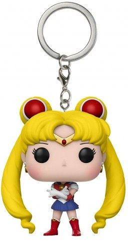 Брелок Funko POP: Sailor Moon W2 – Sailor Moon