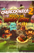 Overcooked! 2. Night of the Hangry Horde. Дополнение [PC, Цифровая версия]