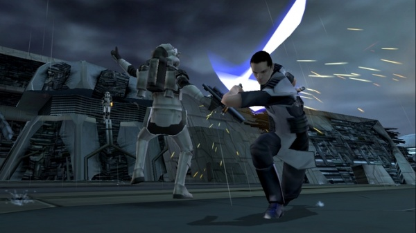 Скриншот из игры Star Wars: The Force Unleashed II