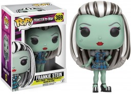 Фигурка Funko POP: Monster High – Frankie Stein (9,5 см)