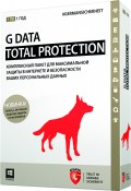 G Data Total Protection (1 ПК, 1 год)