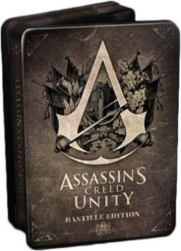 Assassin's Creed: Единство (Unity). Bastille Edition [PC]