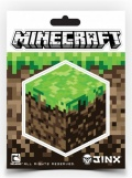 Наклейка Minecraft. Dirt Block Sticker (8 см)