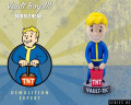 Фигурка Fallout 4 Vault Boy 111 Bobbleheads: Series Four – Demolition Expert (13 см)