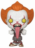 Фигурка Funko POP Movies: IT Chapter 2 – Pennywise With Dog Tongue (9,5 см)