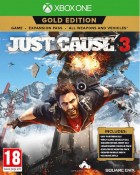 Just Cause 3. Золотое Издание [Xbox One]