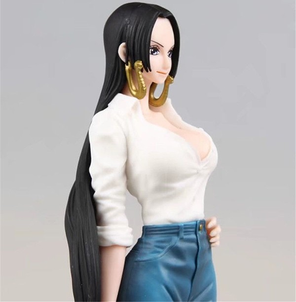 Фигурка One Piece – Jeans Freak: The Last World – Boa Hancock (21 см)