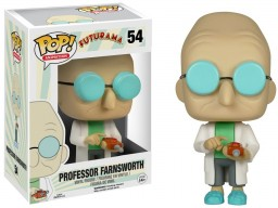 Фигурка Funko POP Animation: Futurama – Professor Farnsworth (9,5 см)