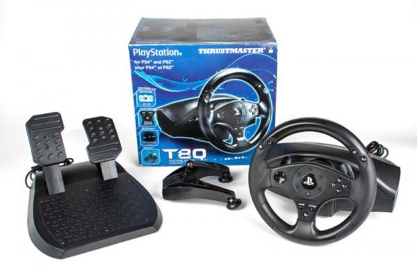 Аксессуар для игровой консоли A4Tech Руль Compact
