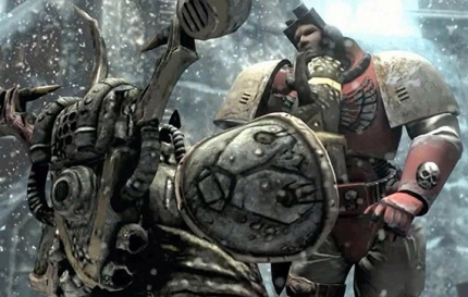Warhammer 40 000. Dawn of War II. Chaos Rising