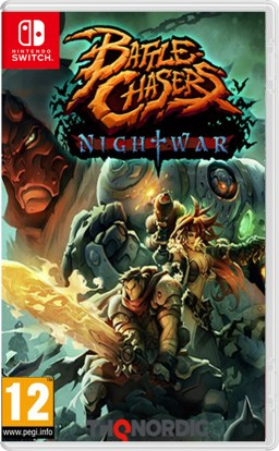 BattleChasers: Night war [Switch]
