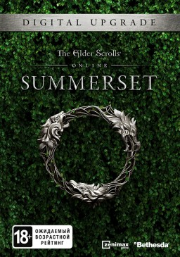 The Elder Scrolls Online: Summerset. Upgrade (для серверов TESO) [PC, Цифровая версия]