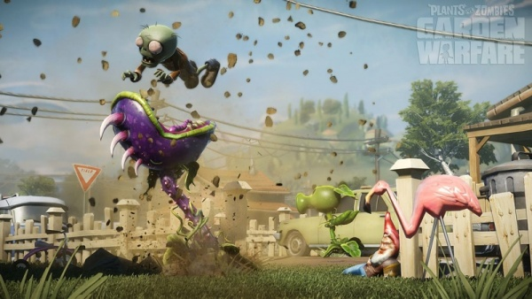 Plants vs. Zombies Garden Warfare [PS4]
