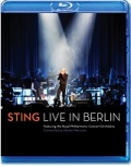 Sting. Live in Berlin (Blu-Ray)