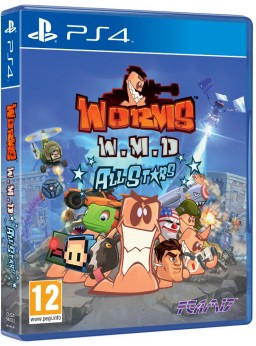 Worms W.M.D. [PS4]