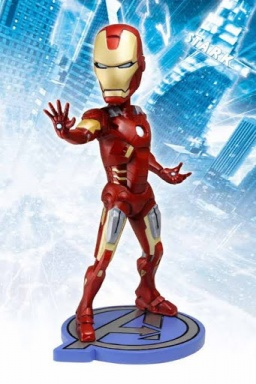 Фигурка Avengers Ironman Headknocker (18 см)
