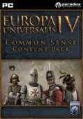 Europa Universalis IV: Common Sense. Content Pack [PC, Цифровая версия]