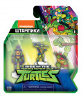 Фигурка-штамп Teenage Mutant Ninja Turtles (3-Pack) (12 видов) блистер (1шт. в ассортименте)