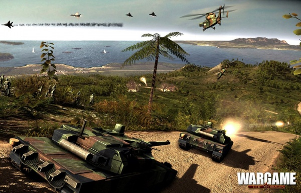 Wargame. Red Dragon