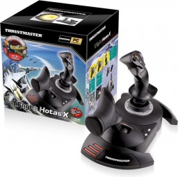 Джойстик Thrustmaster T-Flight Hotas X + War Thunder pack для PC / PS3