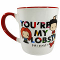 Набор Friends: You`re My Lobster – Chibi (кружка+костер) (370 мл)