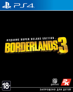 Borderlands 3. Super Deluxe Edition [PS4]