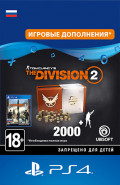 Tom Clancy's: The Division 2 – Welcome Pack. Дополнение [PS4, Цифровая версия]