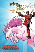 Плакат Deadpool: Unicorn