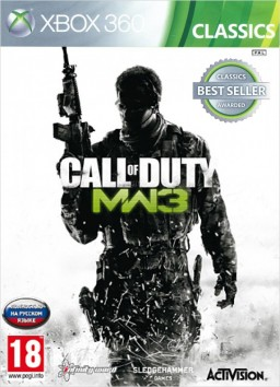 Call Of Duty: Modern Warfare 3 (Classics) [Xbox 360]