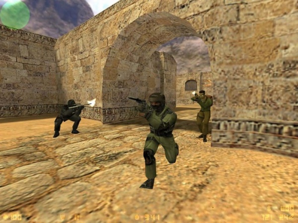 Антология Counter-Strike 1 [PC-Jewel]