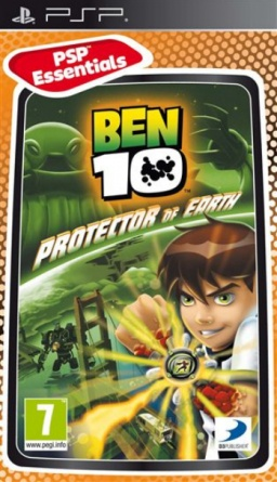 Ben 10: Protector of Earth (Essentials) [PSP]