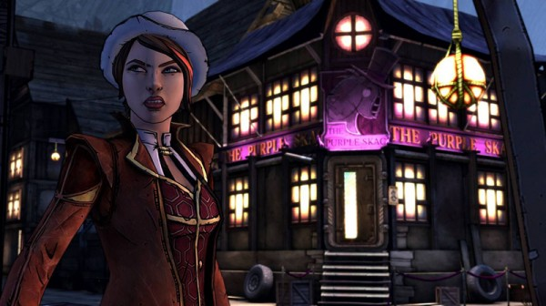 Tales from the Borderlands [PS4]