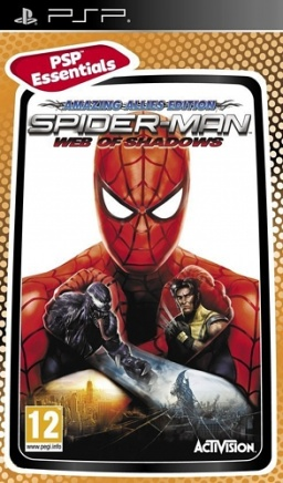 Spider-Man: Web of Shadows (Essentials) [PSP]