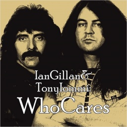 Gillan Ian & Iommy Tony. WhoCares  (2 CD)