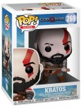 Фигурка God Of War Funko POP Games: Kratos (9,5 см)