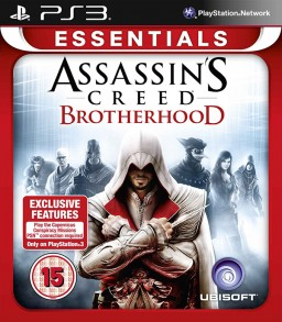 Assassin's Creed: Братство крови (Essentials) [PS3]