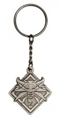 Брелок The Witcher 3. Medallion Keychain
