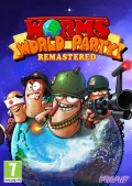Worms: World Party Remastered [PC, Цифровая версия]